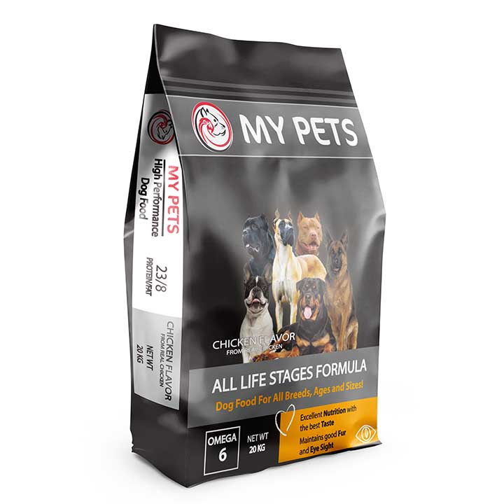 MY PETS DOG FOOD