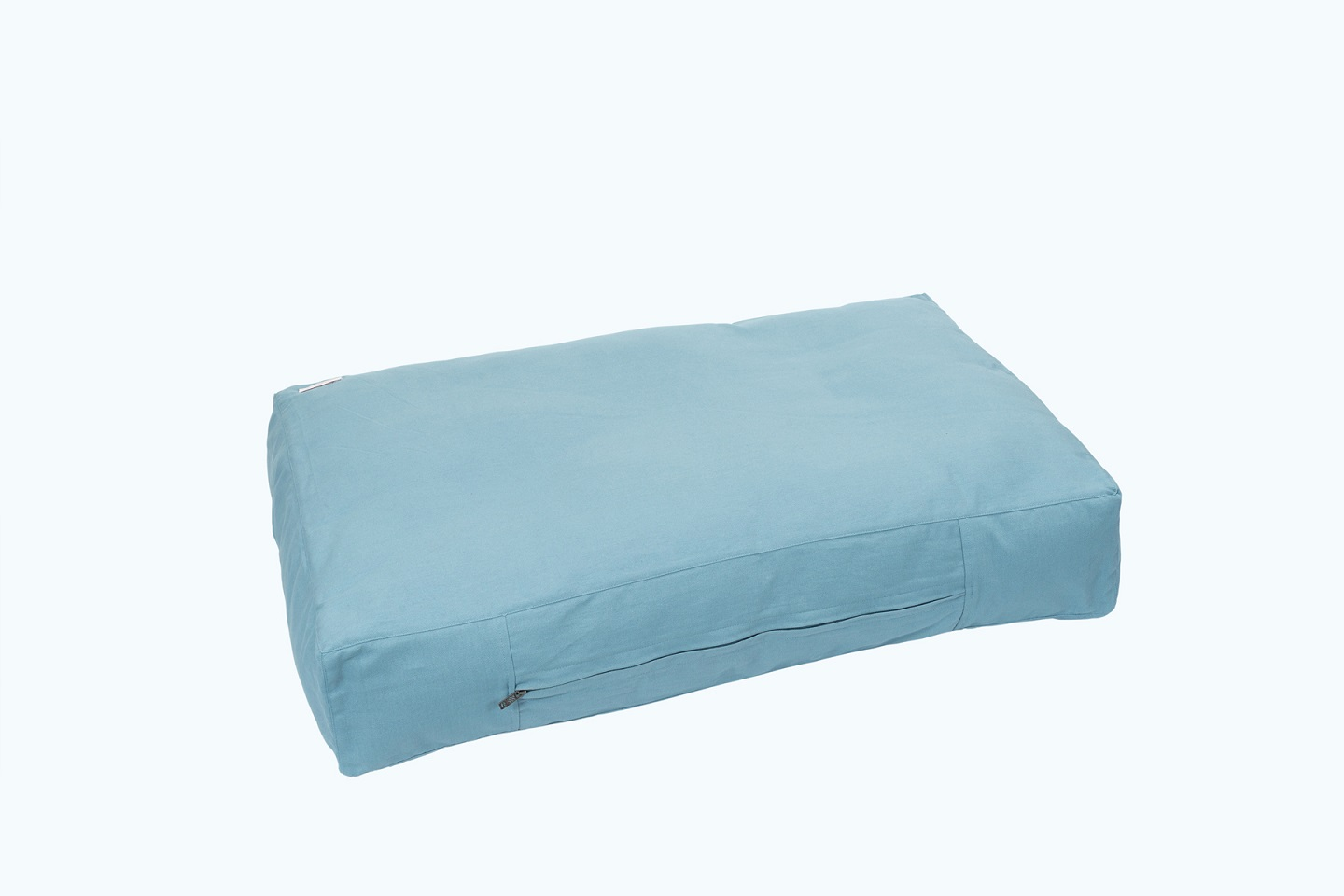 Dog Bed with soft poly fill  size 80 x 56 x 14 cms