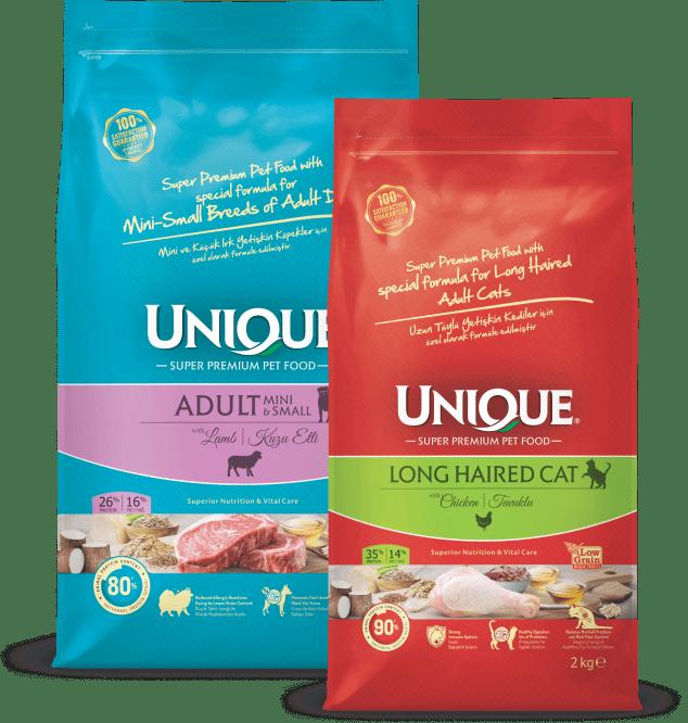 Unique Dog & Cat Food