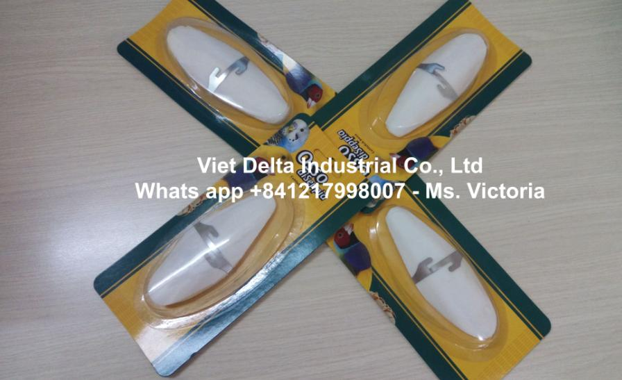 Cuttlefish bone/ Cuttlebone for birds and reptiles from Vietnam