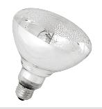 UVB Mercury Vapor Lamp PAR38 UV clear