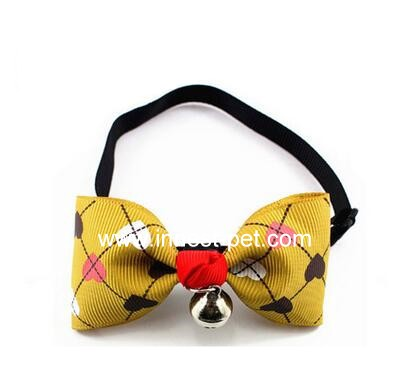unique design dog bow tie /pet bow tie