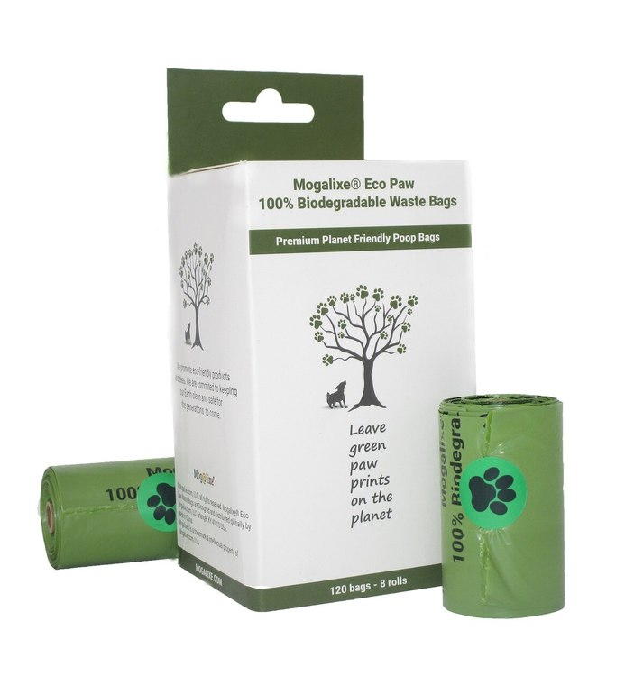 Mogalixe Eco Paw Pet Waste Bag