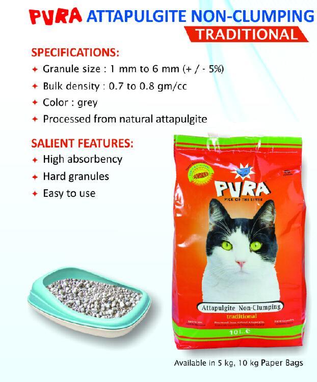 PURA Cat Litter