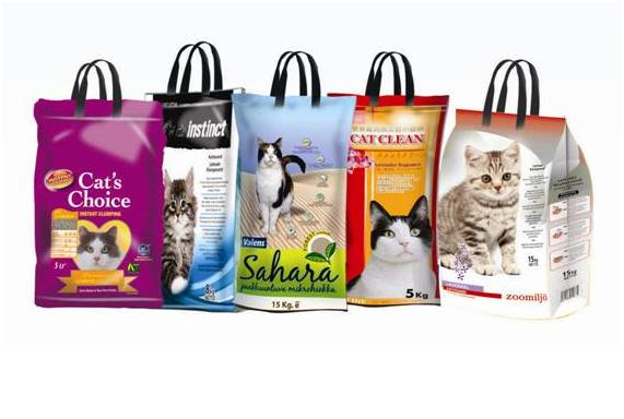 PRIVATE LABEL CAT LITTER