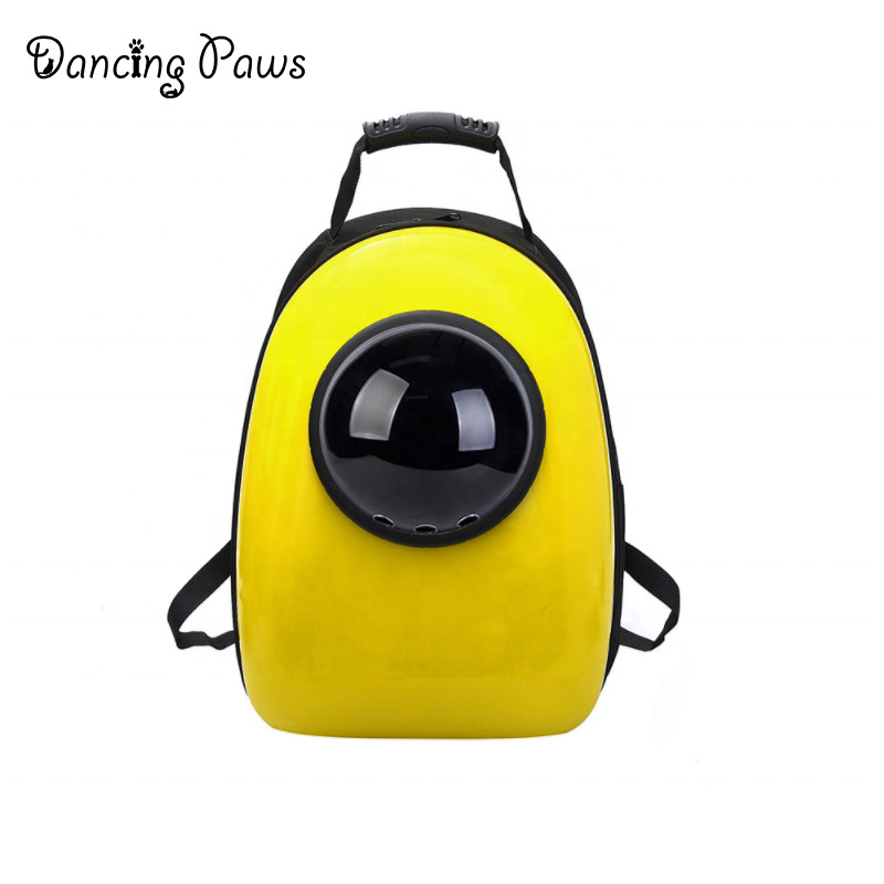 Factory Price Pet Carrier Bag Cat Capsule Backpack Dog Bag