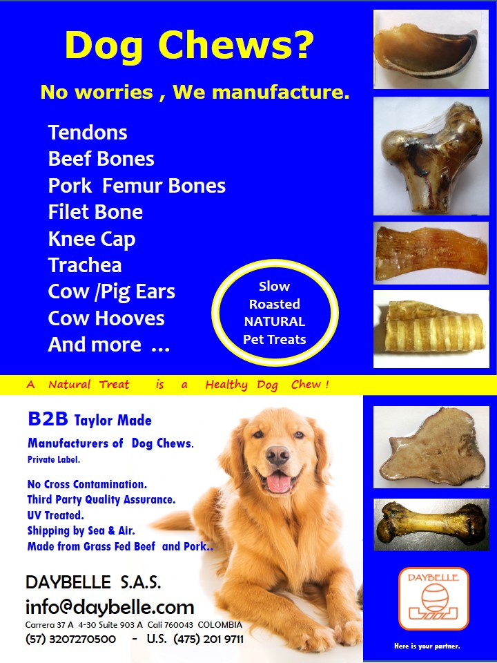 ONLY Natural Dog Chews Beef and Pork IRRADIATED  Bones, Ears, Pizzles, Tendons, Hooves