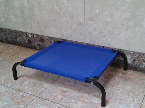 Raised Pet Bed, Dog Cot, Small Size