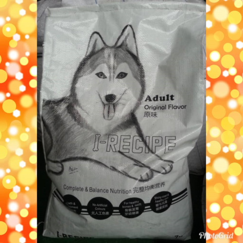 I-Recipe Dry Dog Food