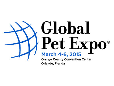 Find us at 2015 Global Pet Expo !