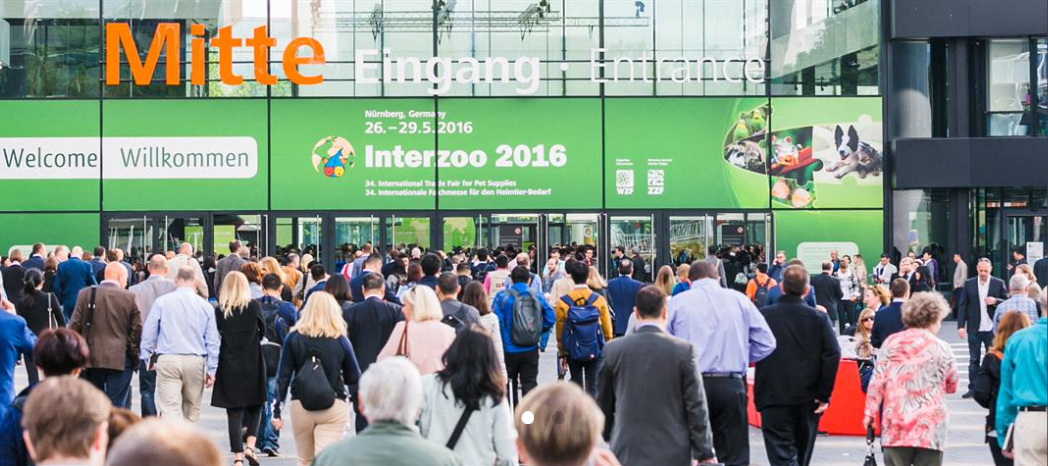 Find us at 2016 Interzoo !