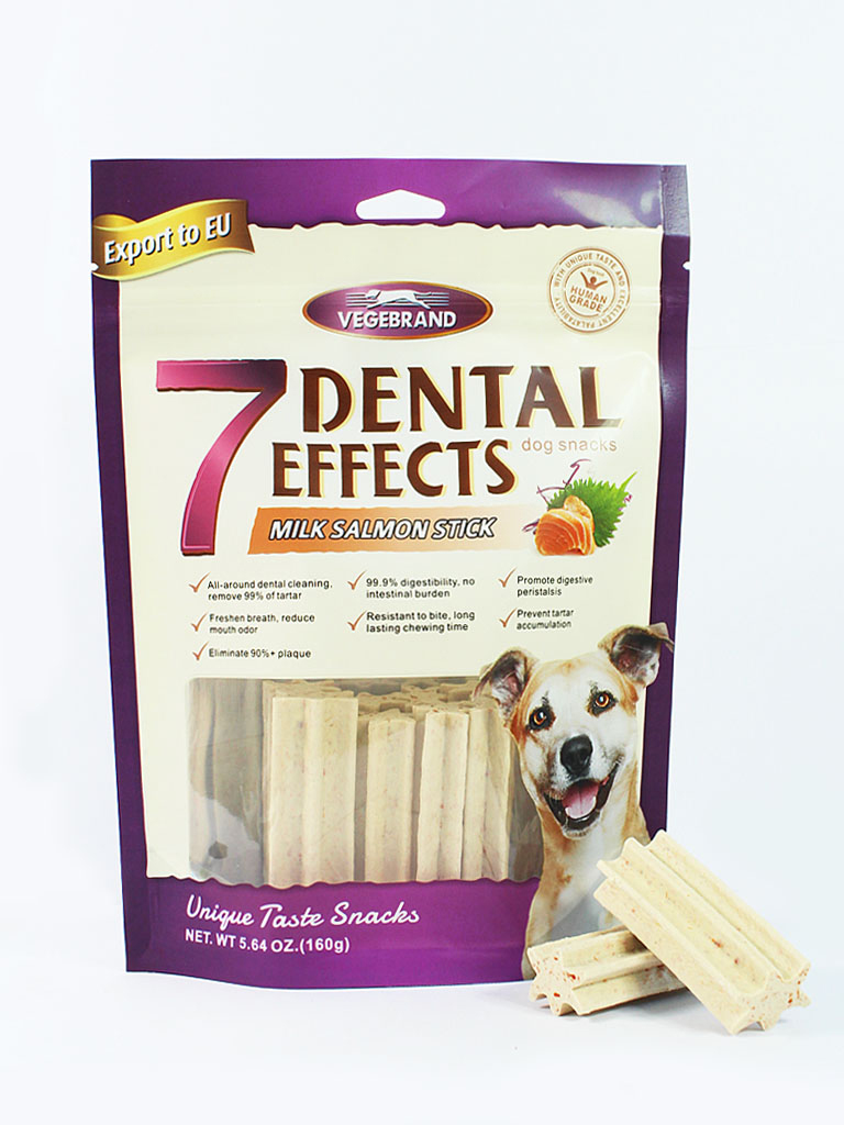 Long Lasting Dog Chews Milk Cross Stick
