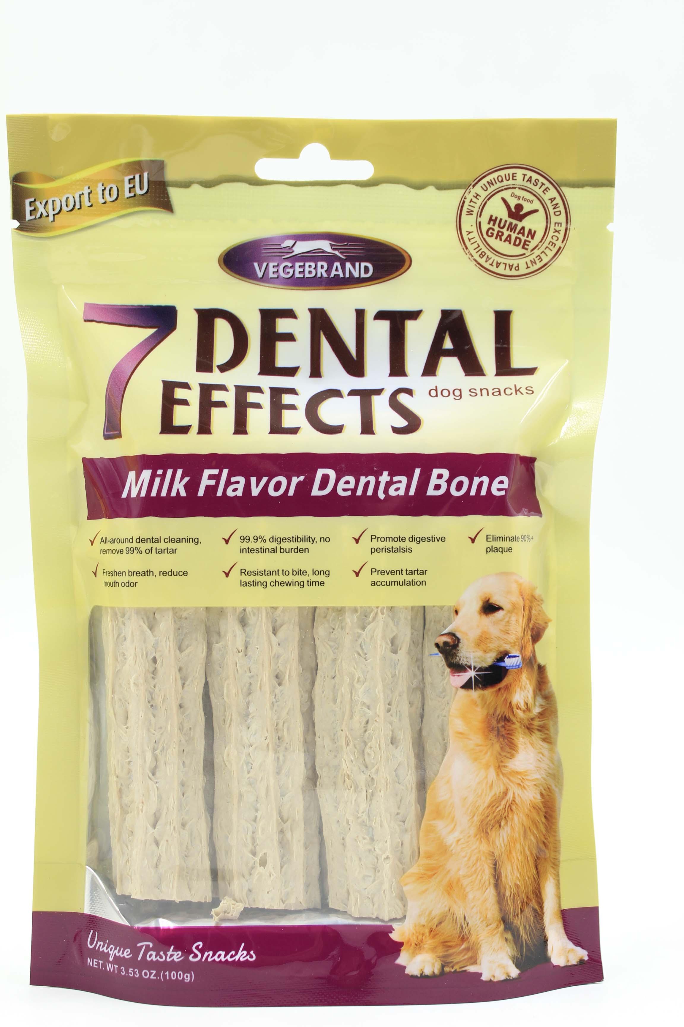 Dentalife 10 Ridges Porous Dog Chew