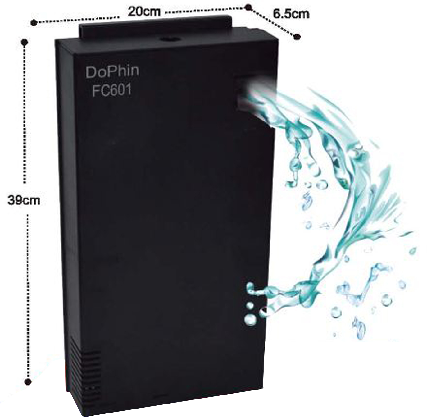 Dophin FC601 Filter box