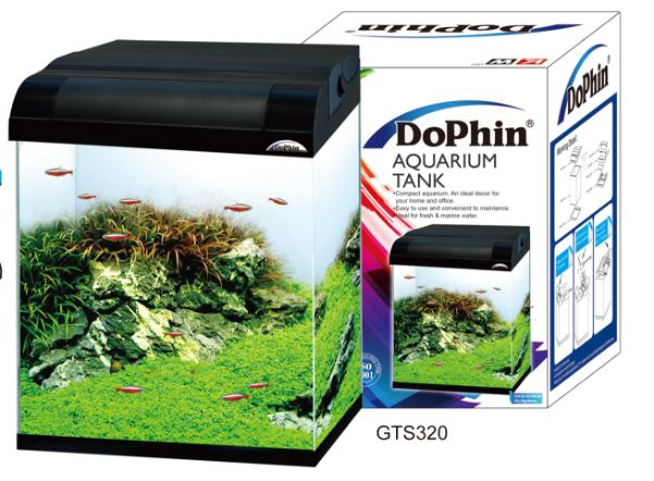 Dophin Aquarium Tank GTS320