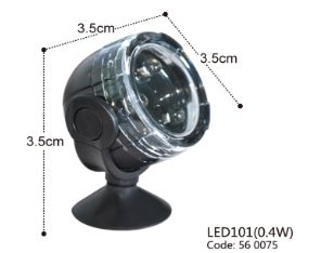 Dophin Sumbersible LED Spotlight