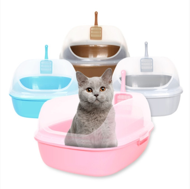 Best Sale Jumbo big size plastic cat litter box MADE IN KOREA