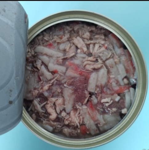 Private label OEM for Cat tuna canned wet food MADE IN KOREA