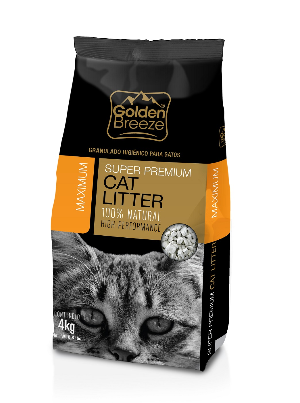 GOLDENBREEZE CAT LITTER