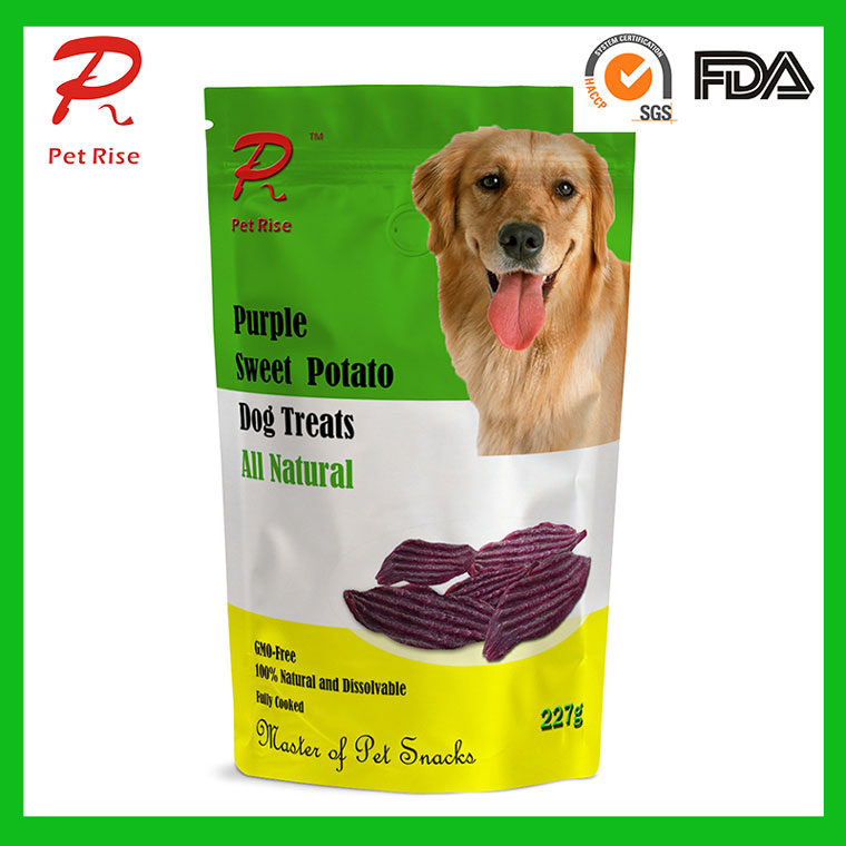All Natural Purple Dried Sweet Potato Dry Dog Food