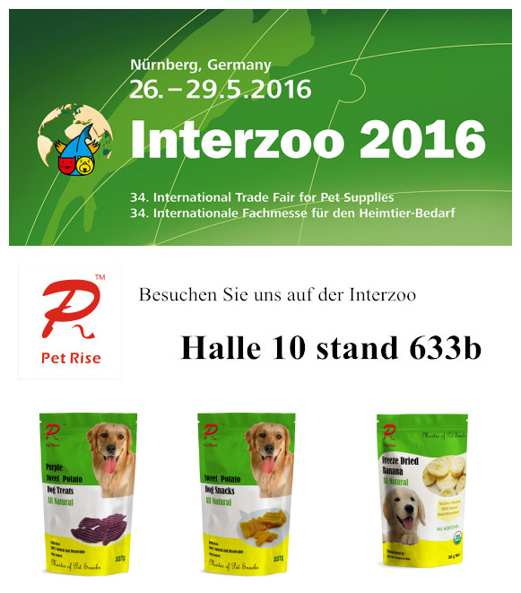 Invitation of INTERZOO Fair 2016-Great Rise
