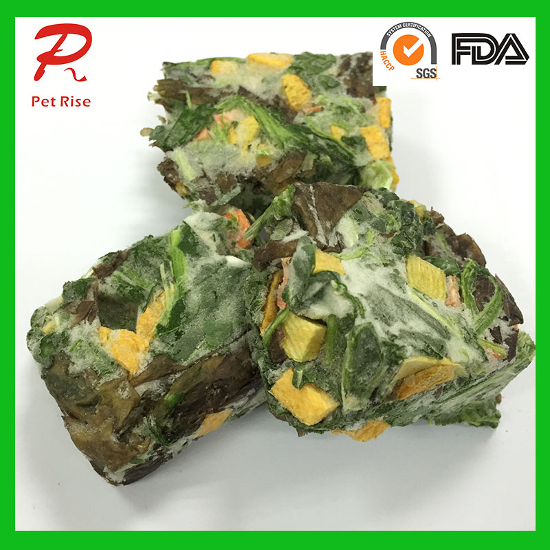 Pet Rise FD Seaweed with Vegetable as Dog Health Care Food