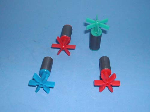 Sell Injecti Molded Rotor Magnets