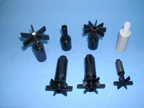Injecti Molded Rotor Magnets