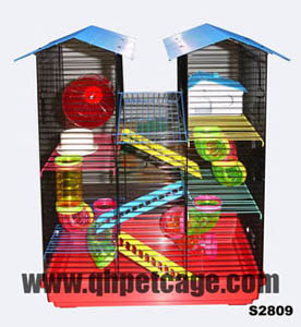 Sell hamster cage S2809#