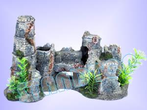 Antique Castle Ruin