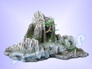 Artificial Rock Hill